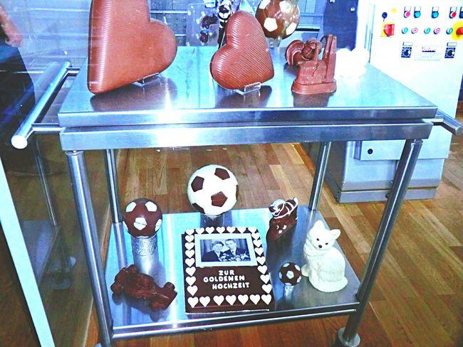 Köln Schokoladenmuseum Schokolade Lindt