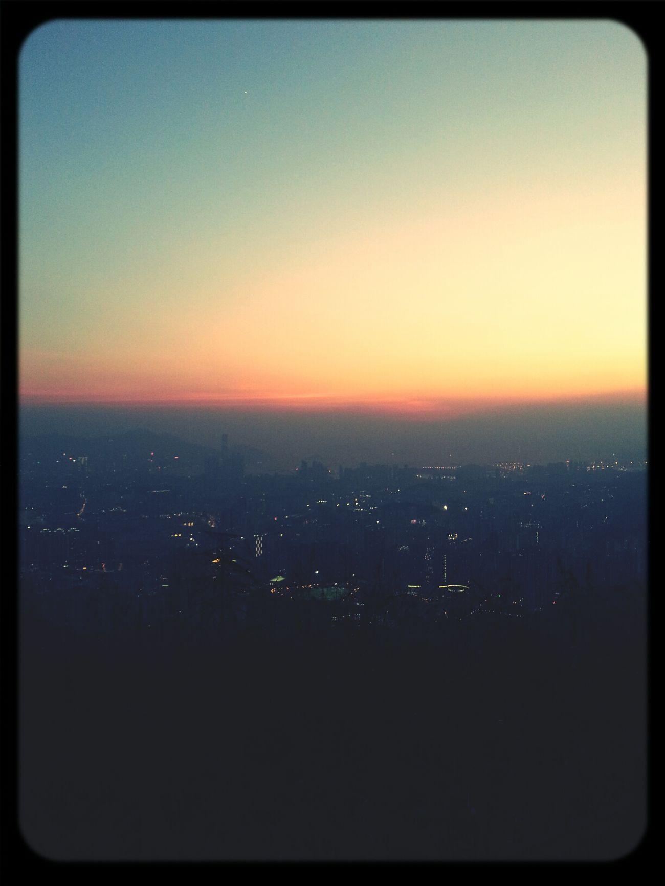 Magic Hour~~~ Sunset Magic Hour