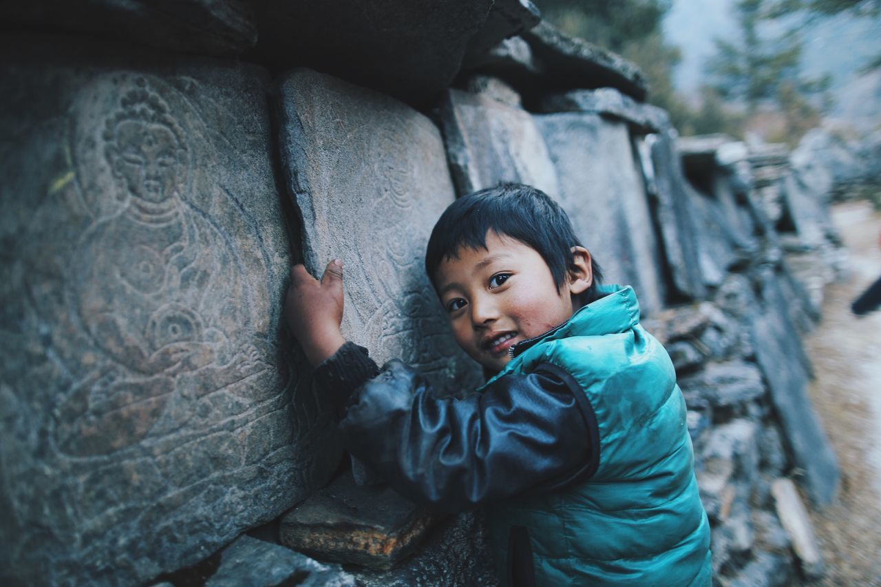 The Portraitist - 2016 EyeEm Awards Sherpa kid