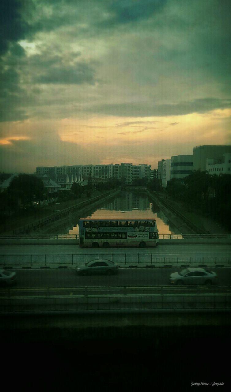 sky, city, architecture, built structure, sunset, building exterior, no people, landscape, outdoors, cloud - sky, cityscape, skyscraper, nature, day