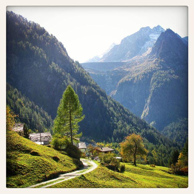 home sweet home Cad'Farett Switzerland