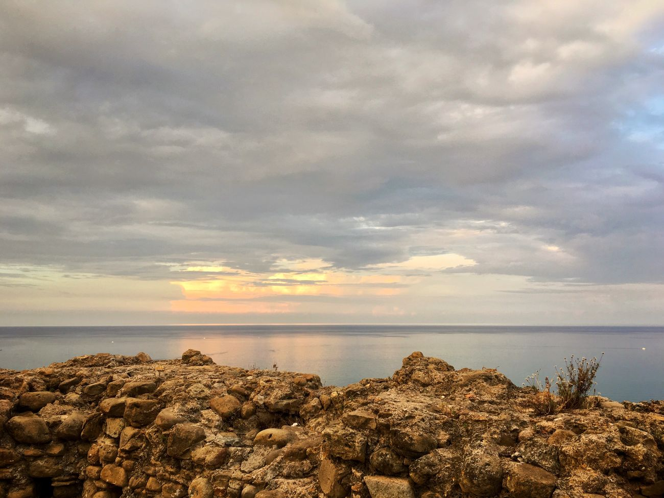 My Favorite Place Seascape Water Sea Horizon Over Water Cloud - Sky Sky Dramatic Sky Summer Italy Summertime Cloudscape Calabria Italia Clouds And Sky Sky_collection Sunset Landscape Seaside Sea And Sky Sunset_collection Panorama