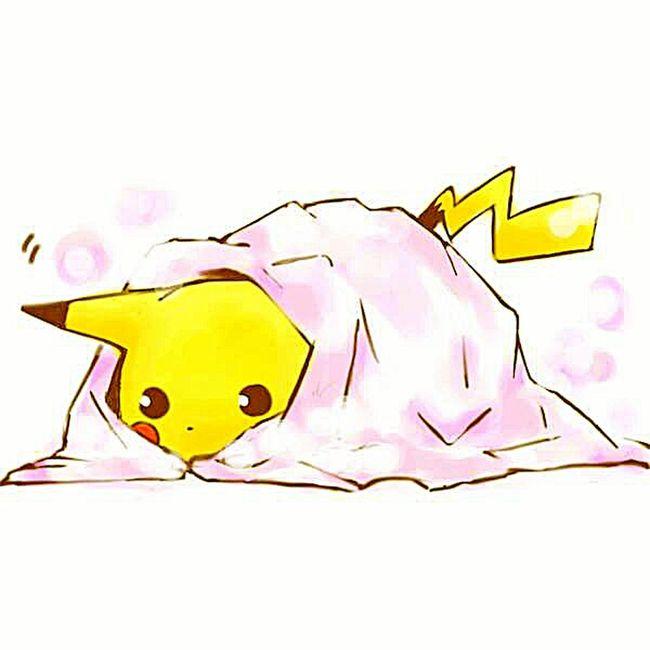 HD Draw Dessin Pokémon Pikachu Horizontal