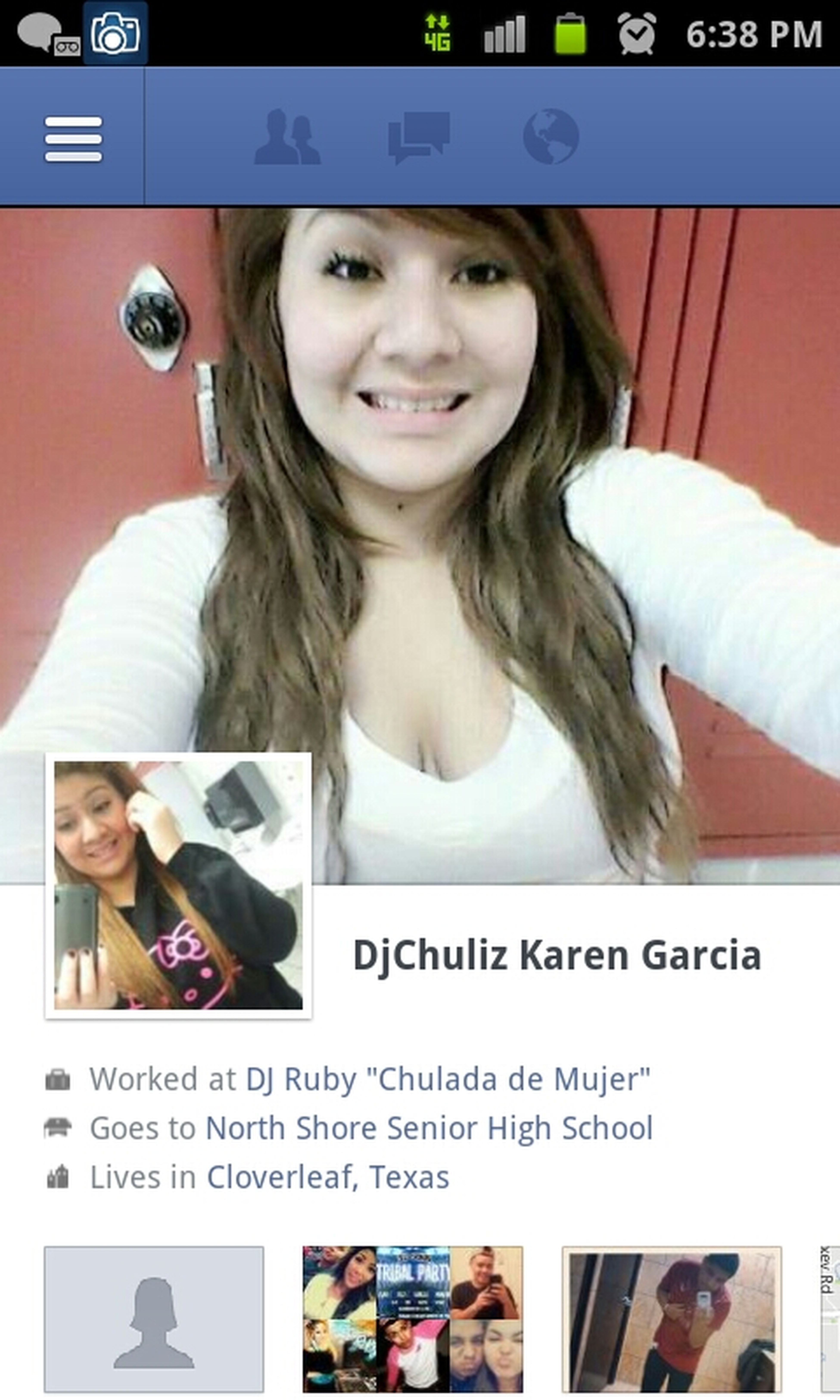 Add Me On Facebook C: