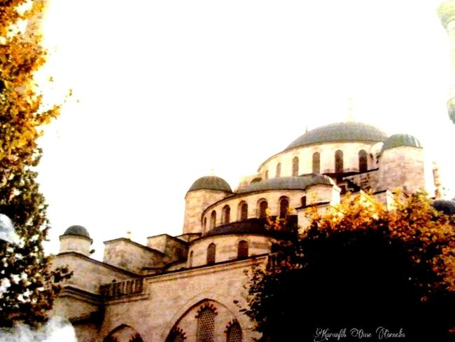 Architecture Istanbul Turkey Walkabout Istanbul Sultan Ahmed Mosque