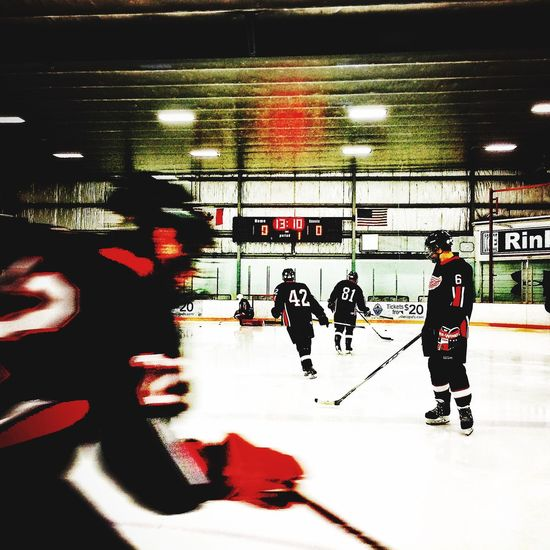 Hockey Game Hockey Hockeylife Skate Compete Playoffs Systems win more often than solo superstars