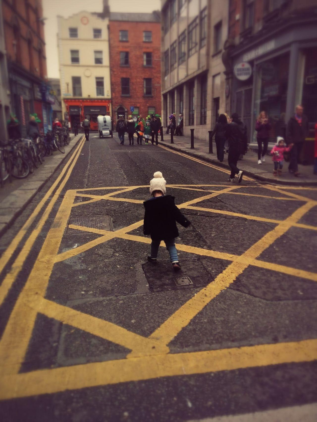 Dublin, Ireland Paddysday Kidsphotography March17th St. Patricks Day Love ♥ Son Boy Enjoying Life