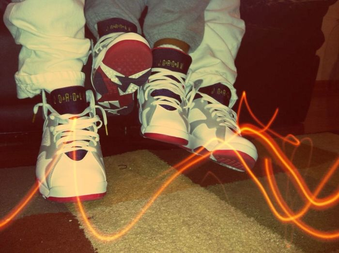 Me And My Best's 7's