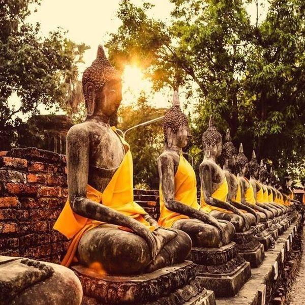 Buddha thailande