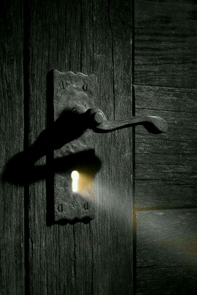 Shades Of Grey Doorhandle Littlelight Bright Blackandwhite Mysterious Rustic Style