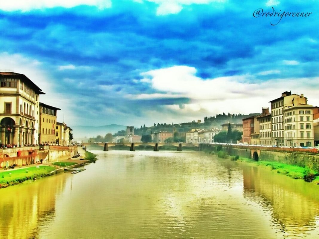 Firenze, Italia by Rod