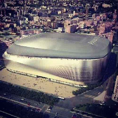 Santiago Bernabeau Stadium Real madrid 3 years from now ??