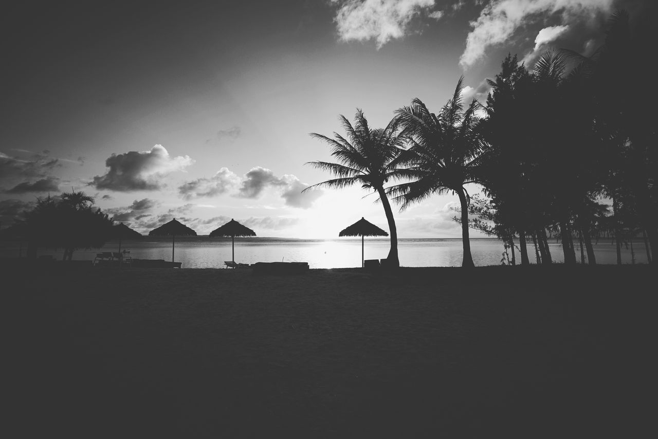 Saipan Photos Landscape Beach Sea Seascape Blackandwhite Silhouette Black And White Life Is A Beach Bnw Relaxing Light And Shadow Nature Taking Photos Streamzoofamily The Great Outdoors - 2016 EyeEm Awards