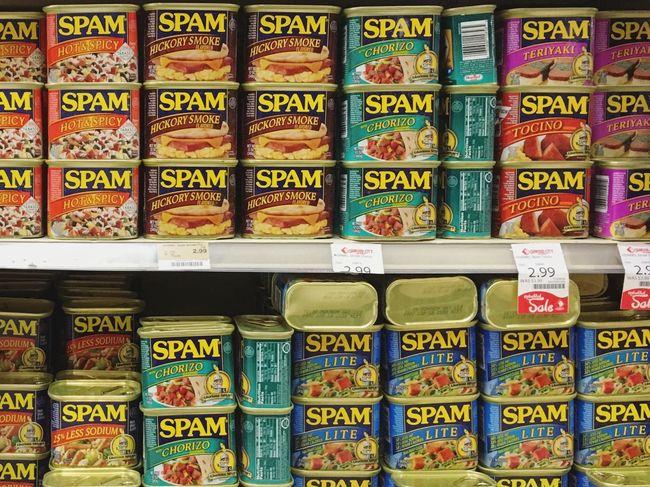 Spam Worldwide Wanderlust