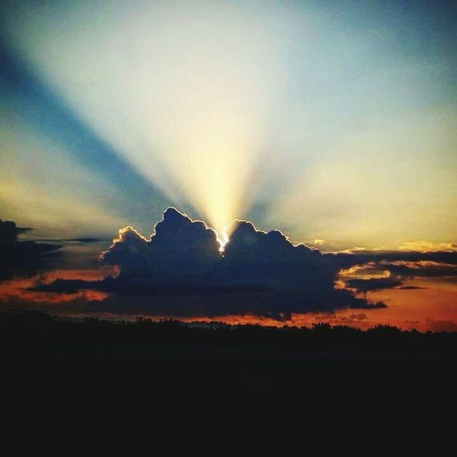 Super sunrise Super Sunrise EyeEm Best Shots - Sunsets + Sunrise Orange Sky Awesomeness Sunrise Florida Life Fall Sunrise Enjoying Life
