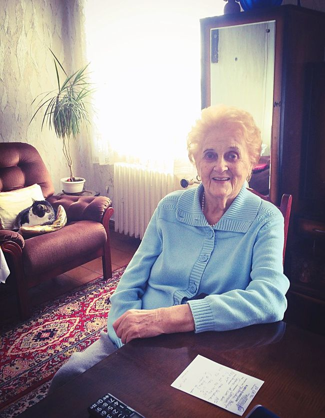 Learn & Shoot: Working To A Brief Grandmother 90 Years Grandmother Day Loveher