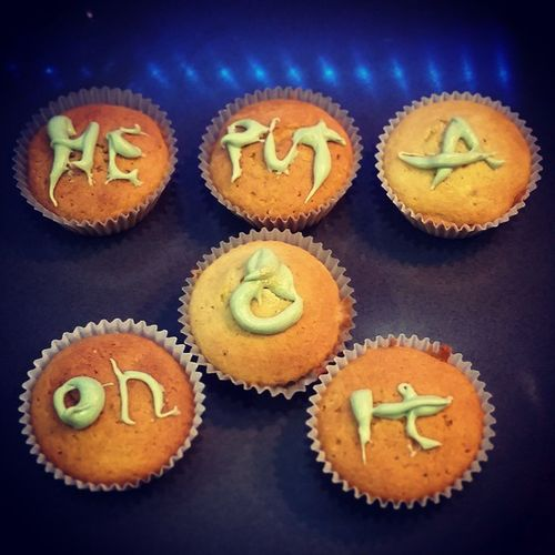 Making cupcakes ♡ Cupcakes Cakes HePutARingOnIt Hendo Hen Ring Party Sexytime