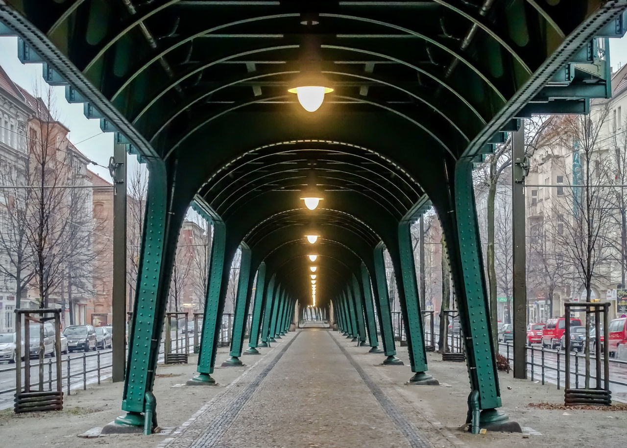 Arch Architecture Berlin Photography Berliner Ansichten Bridge - Man Made Structure Built Structure Capture Berlin City City Life Day Electric Light Green History Indoors  No People Old-fashioned Prenzlauer Berg Prenzlauerberg Urban Urban Exploration Viaduct Viadukt