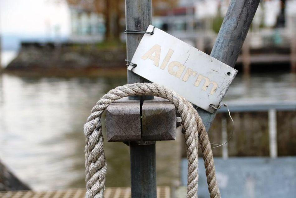 Marine Lakezurich Water Focus On Foreground Outdoors Mythenquai Nofilter Alarm