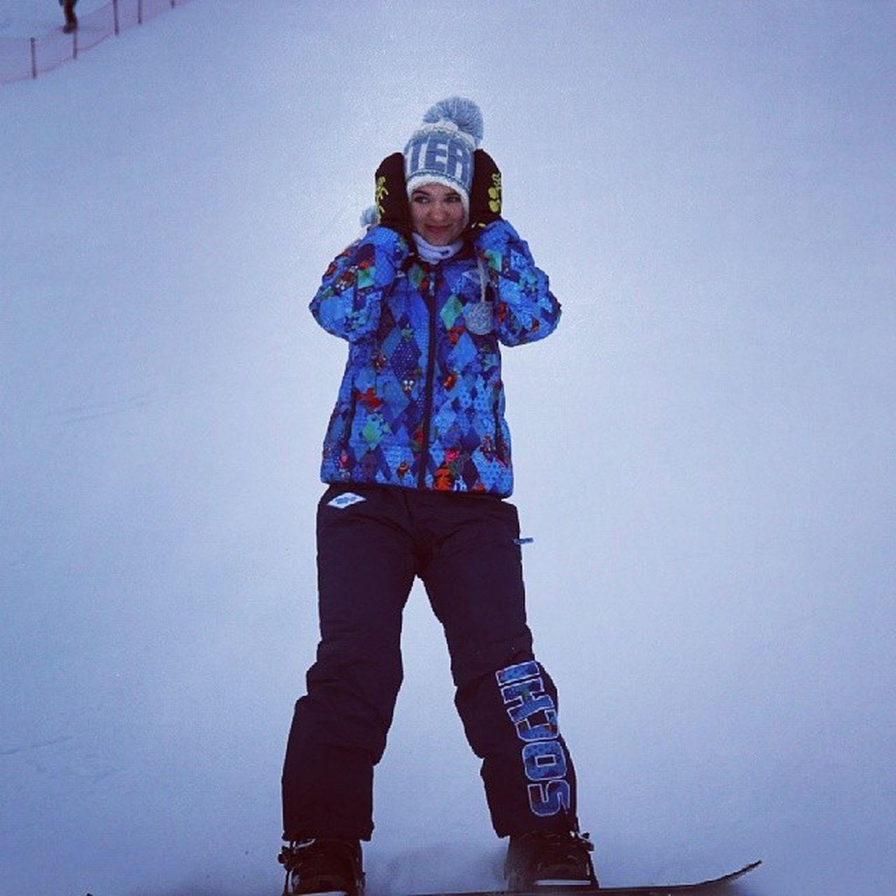 октябрьский сноуборд Snowboard оторвались милаш
