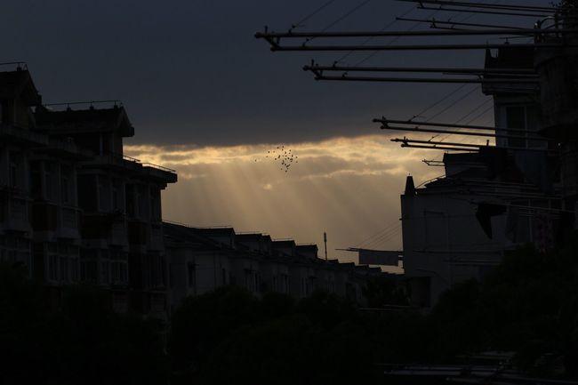 Sky Sunset Cloud - Sky Canon70d Looking Hello World Sun