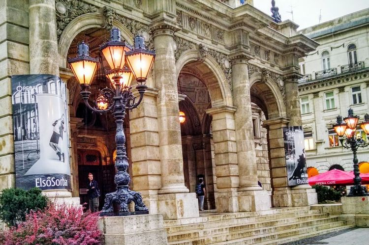 Budapest Love 💟 Cultures Travel Destinations Outdoors No People Architecture Day
