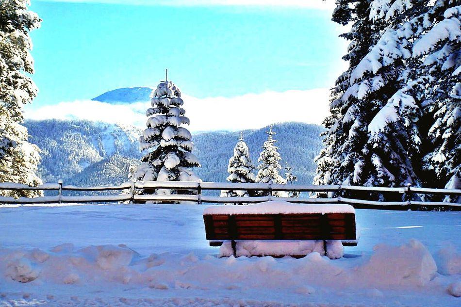 Winter Kış ❄ Snowman White