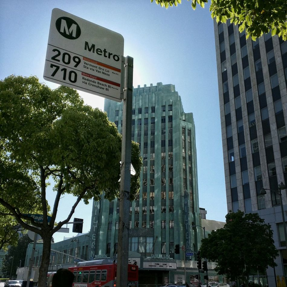 Koreatown Wilshire Boulevard Good Morning Losangeles