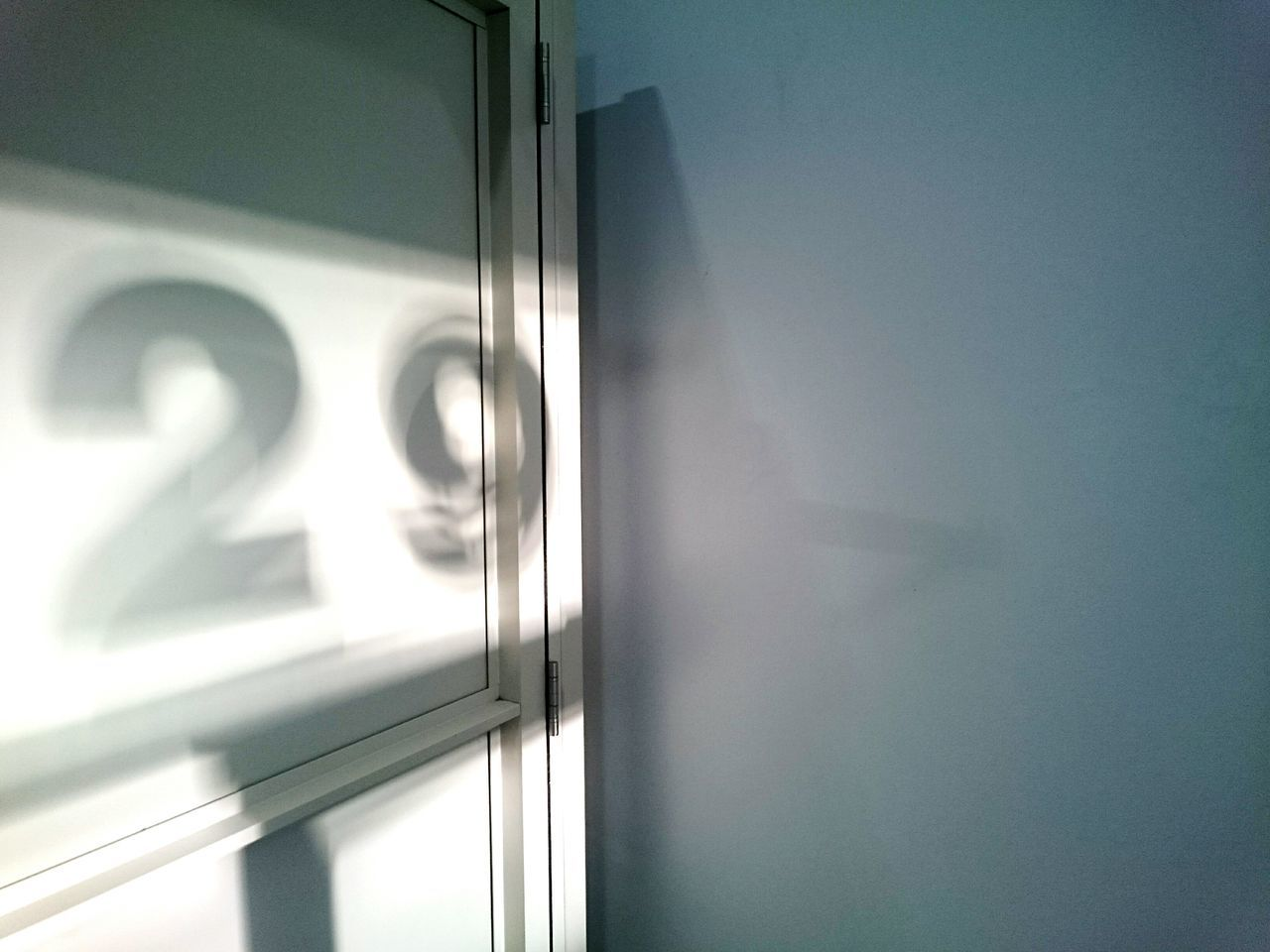 29 Number Numerics Shadow