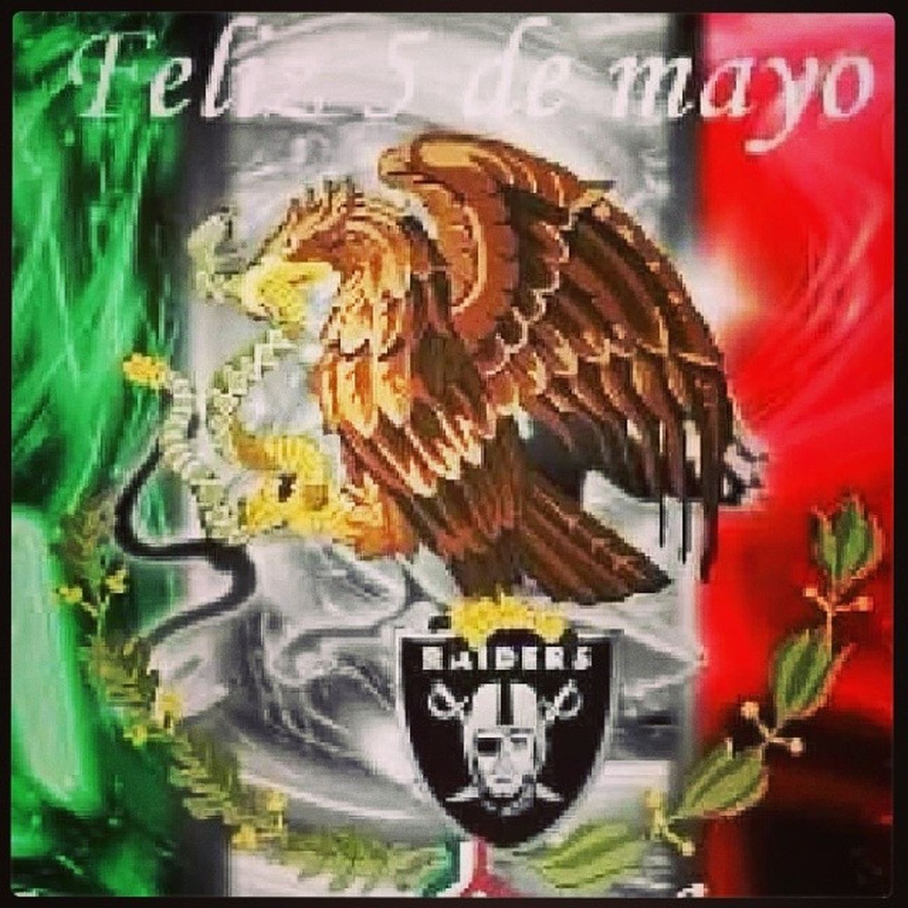 HappyCincodemayo 5demayo Weekend Everybody RAidersNation RAidersFans RaidersFamily R4L Besafe