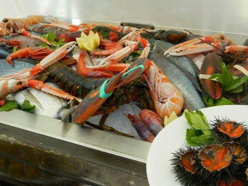 La fortuna di essere italiani Dinner Fish Italian Food Pasta