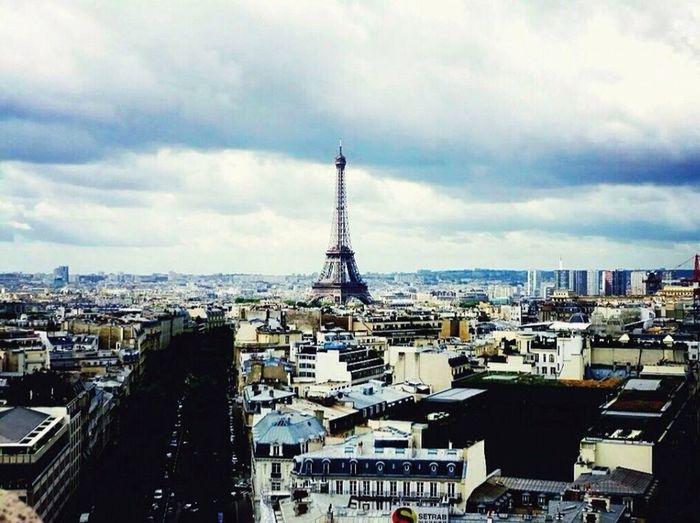 Paris Landscape Photography France Eiffel Tower