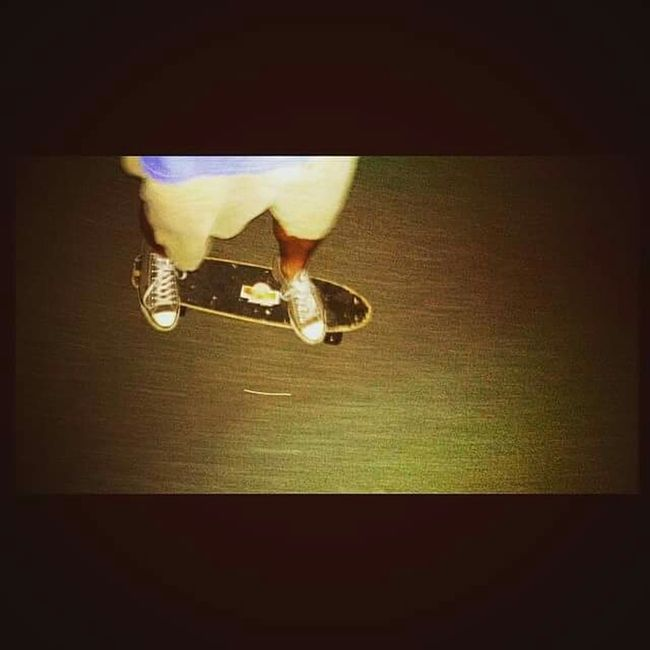 Riding my classic G&S. Skateboarding First Eyeem Photo Thankyouskateboarding Weskremer Skate Skateboard G&S