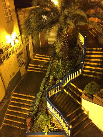 Escaleras en Zaruma -Ecuador Architecture Architecture_collection Stairs Ladder Ecuador Potography Ecuadoramalavida Yellow