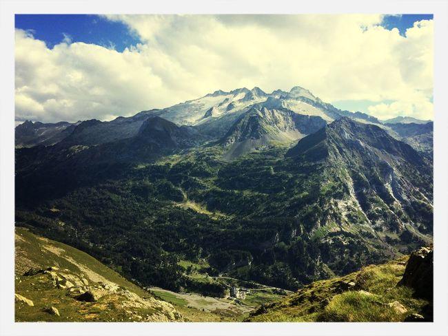 Mountain View Aneto Valle De Benasque