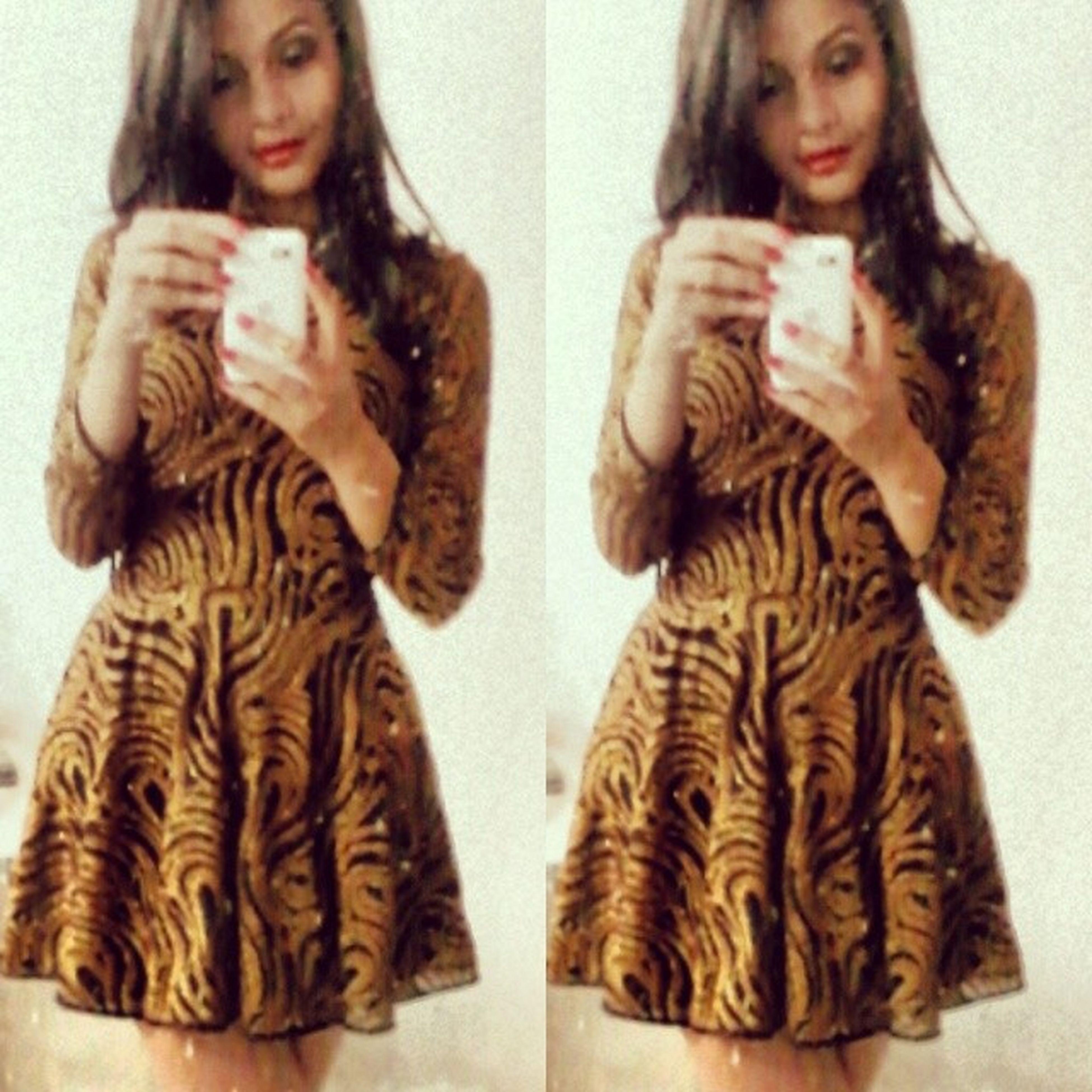 De ontem Forms Direito Ceut Look dress
