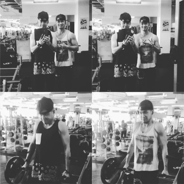 Workout Gym Gym Time Healthy Health Healthy Lifestyle GymLife Workout#gym#fitness Building Body & Fitness Twinthing Bruh And I Healthyliving Healthychoices Working Hard Fitness Training Fitnessmotivation Fitnesslifestyle  Fitness Time Fitness Motivation !
