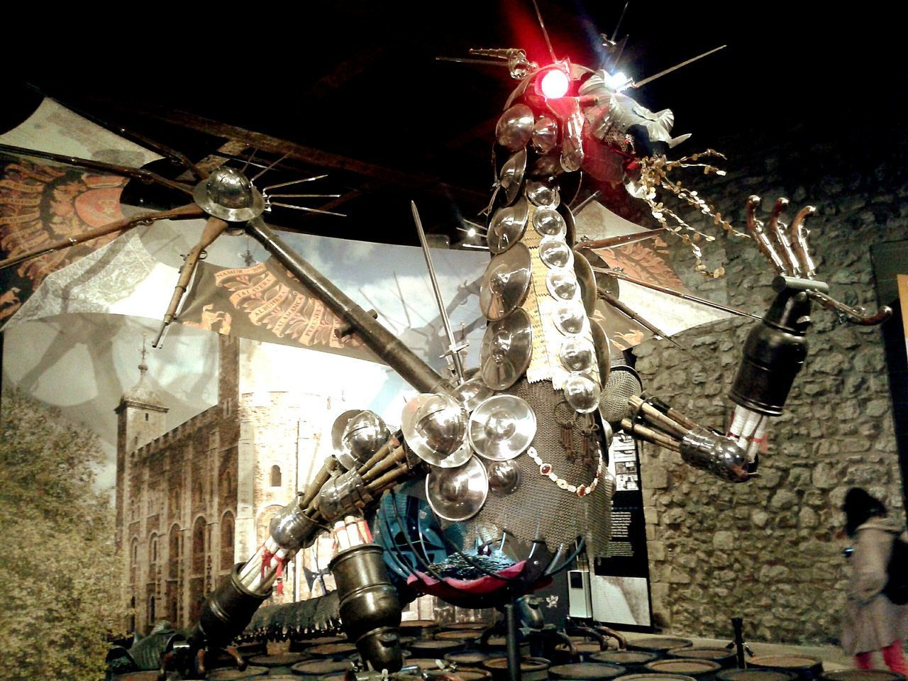 Arts Culture And Entertainment Dragon Armor Armour Shield Helmet