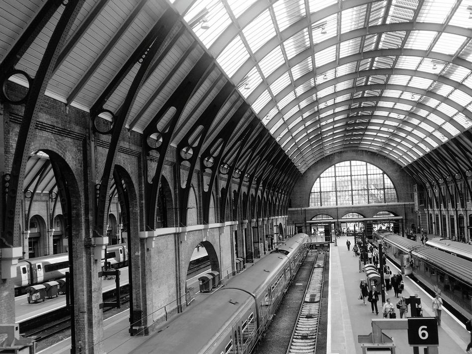 Train Station Flatform9&3/4