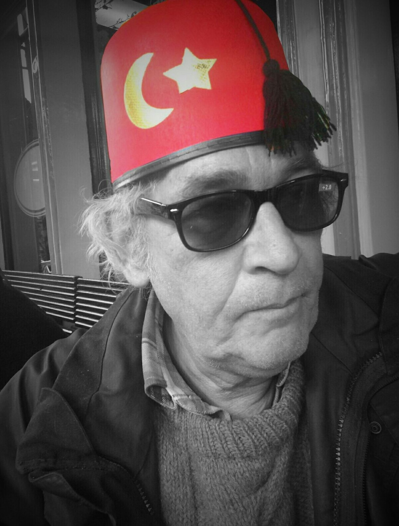 In Debate Just Like That Campaign Sloganwith My Dear Friend President Erdogan Portrait Of A President Dutch Election Campaign Verkiezingscampagne Vote Tommy Cooper Erdogan The World Needs More Humor TakeoverContrast Fez Uniqueness