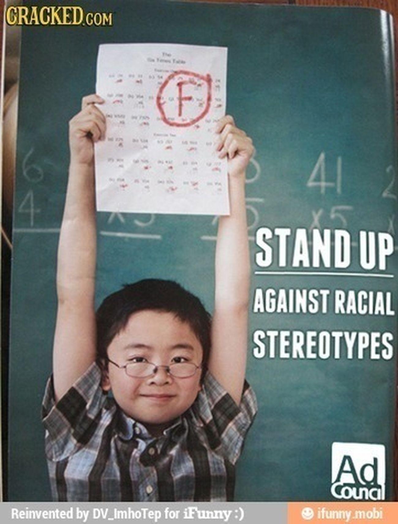 Stupid Asian