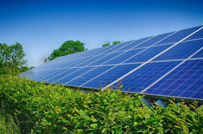 Alternative Energy Close-up Day Electricity  Environmental Conservation Environmental Issues Fuel And Power Generation No People Outdoors Renewable Energy Sky Solar Energy Solar Equipment Solar Panel Solar Power Station Sun Sustainable Resources Technology