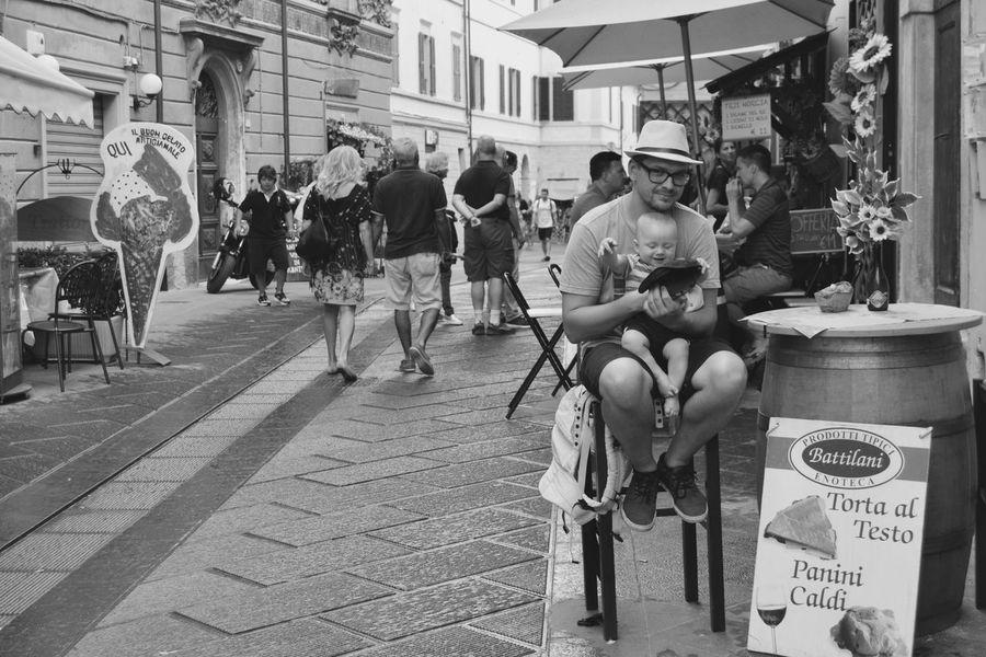 Baby Dad Italy Umbria, Italy Trasimenolake Castiglione Del Lago