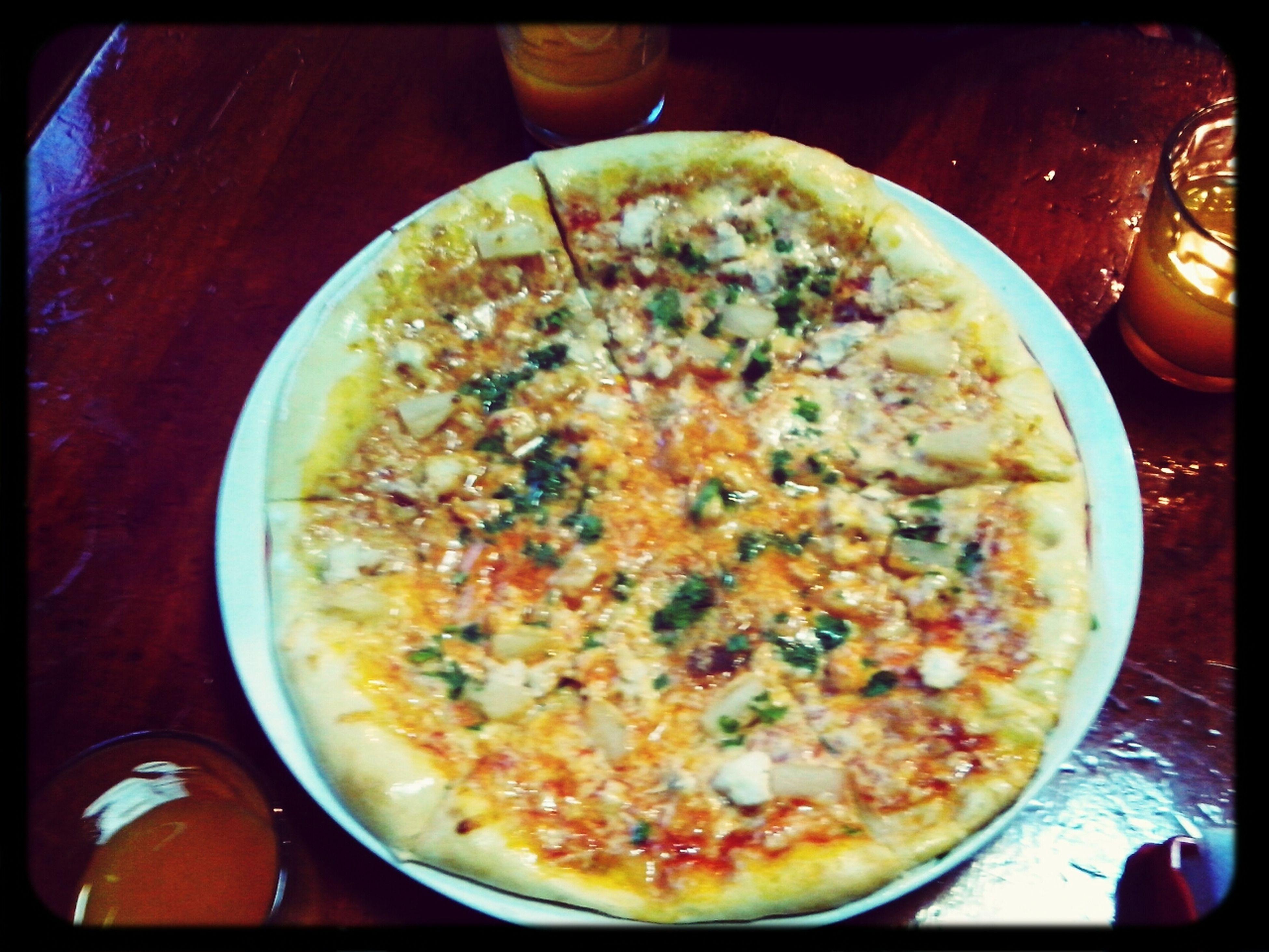 Eat. Pizza