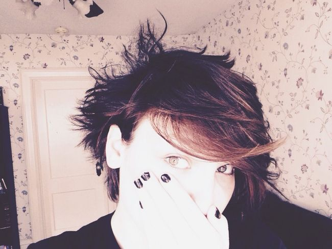 Bed Head Crazy Hair
