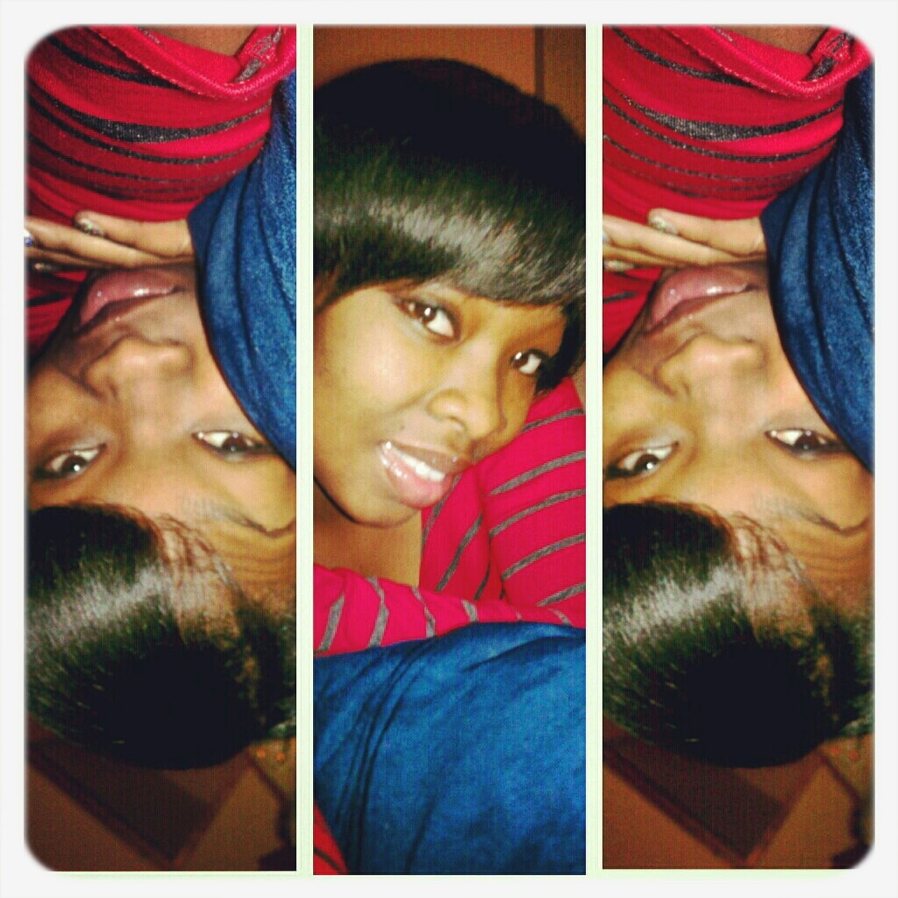 Laying Dwn