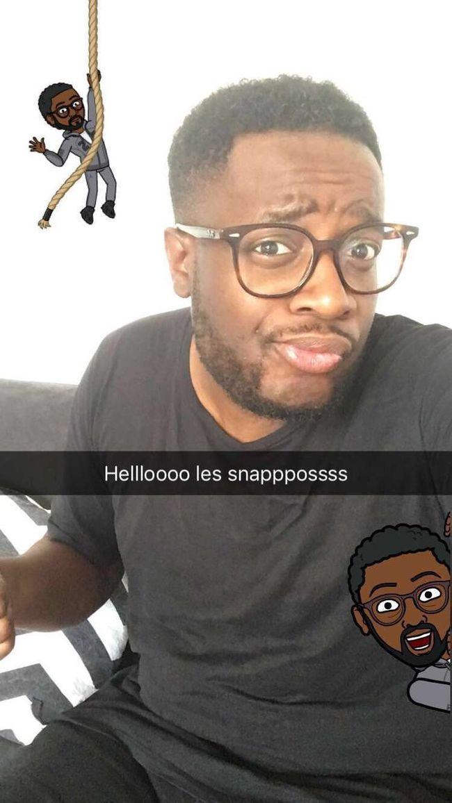Snapchat Snapchat Me That's Me! Crazy Face Enjoying Life Portrait Crazy Boy