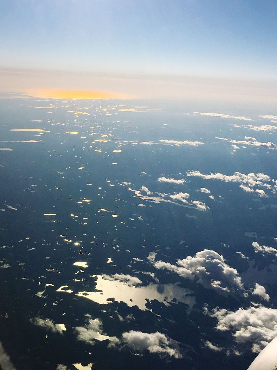 UP ABOVE THE CLOUDS - 🌖 Clouds And Sky Sunlight Beauitful Flying High Above The Clouds Up Above The World So High Beauitful Day