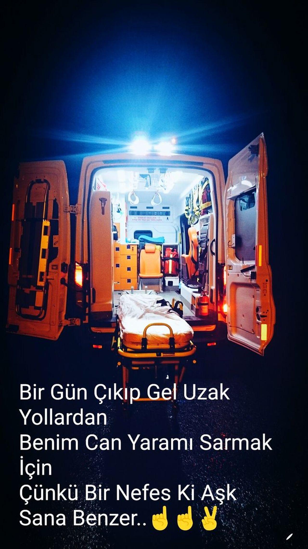 En Güzel Aşk ☝☝✌ 😚 Lady Driver Emergency Turkey Att Kırmızı şeritli 112 Rize 53