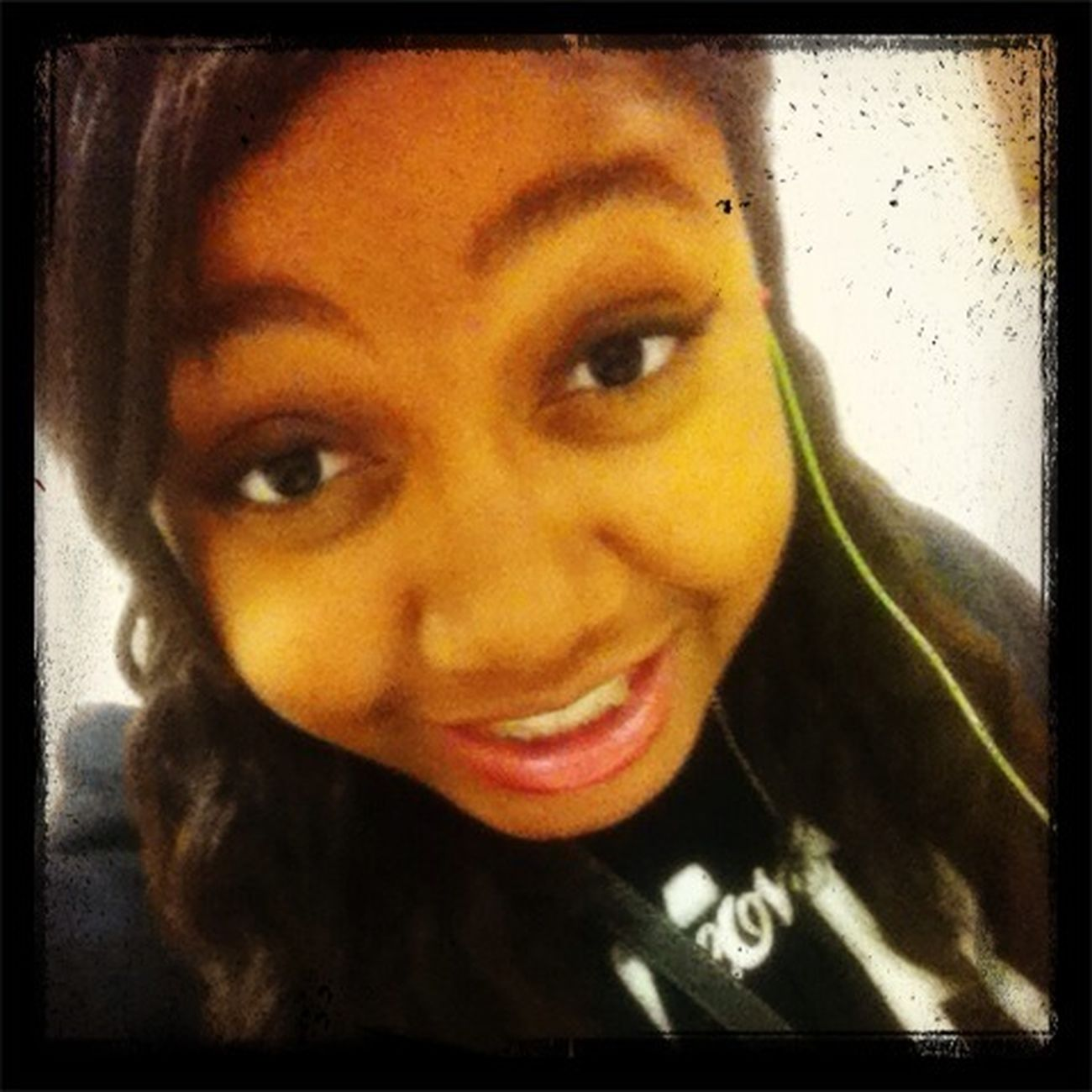Me looking pretty lol ha Jk :p #like